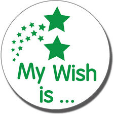 ST30 My Wish is' Pre-inked School Marking Stamper Primary Teaching Services