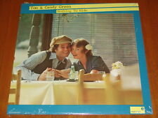 TOM & CANDY GREEN - NOTHING TO HIDE - RARE STILL SEALED LP ! ! ! !