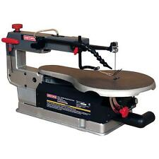 Scroll Saw 16 Inch Craftsman Model Shop Heavy Duty Kit Variable Speed Wood Tools