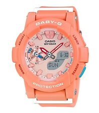 Casio Baby-G * BGA185-4A Anadigi Runner Peach for Women Ivanandsophia COD PayPal