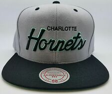 Charlotte Hornets NBA Lady Liberty Snapback Hat/Cap by MITCHELL & NESS