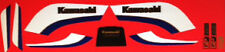 KAWASAKI GPZ550 GPZ550A UNI-TRACK RESTORATION DECAL SET