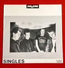 """THE CURE -Singles- Rare Australian Unique 4 Track 12"""" EP on Stunn (Vinyl Record)"""