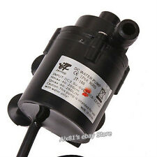 Mini 5V-6V DC Brushless Solar Water Pump Submersible Motor Pump 1.1M 150L/H