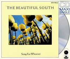 The Beautiful South: Song for Whoever (CD Single)