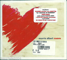 Morris Albert. Cuore (2004) CD NUOVO du Mietta. Feelings. Woman. Summer in Paris