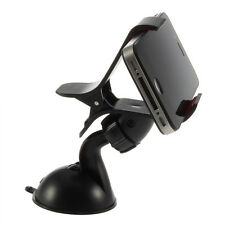 UNIVERSAL CLIP-ON GRIP CAR WINDSCREEN SUCTION MOUNT HOLDER FOR MOBILE PHONES FTX