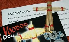 Voodoo Doll -- close-up psychokinesis -- invented by Okito      TMGS