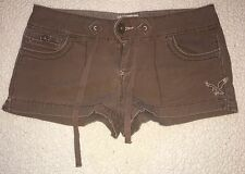 American Eagle Dark Brown Shorts Size 10