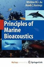Modern Acoustics and Signal Processing: Principles of Marine Bioacoustics by...