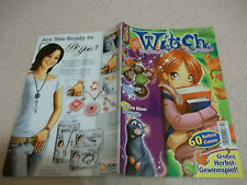 WITCH***COMIC***HEFT***NR.10/2007 + MINIPOSTER !!!***