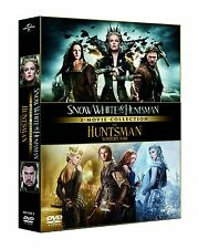 Snow White and the Huntsman & The Huntsman Winter's War DVD Box Set UK Region 2