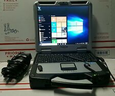 Panasonic Toughbook CF-31 2.4GHz 480SSD HDD 8GB MM WIN 10 64bit DVD Rom OFF2013