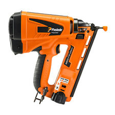 Paslode Impulse im65a f16 Li-Ion ad angolo Brad Nailer di finitura 2nd Fix-Set Completo