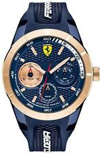 Ferrari Scuderia Rubber Mens Watch 0830379