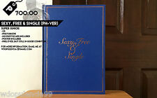 Super Junior - The Sixth Album 'Sexy, Free & Single' Version A (Korean Version)