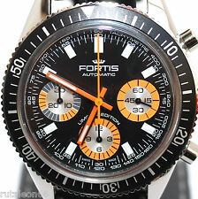 FORTIS VINTAGE MARINEMASTER 800.20.173  New old stock  Limited edition  #44/500