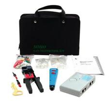 StarTech CTK400LAN Professional RJ45 Network Installer Tool Kit w/ Carrying Case