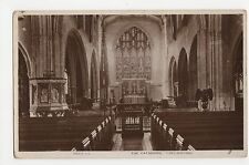 The Cathedral, Chelmsford, Essex RP Postcard, A850