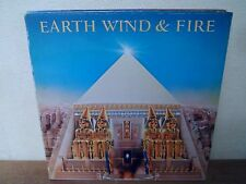 """LP 12"""" EARTH WIND & FIRE - All'n All + POSTER - VG/VG+ - CBS 82238 - HOLLAND"""