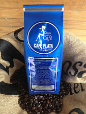 Diosa del Cafe Plata Nicaraguan Coffee Beans Full City Medium Roast 14 oz bag