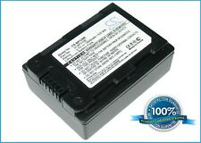 3.7V battery for Samsung HMX-H200BP, HMX-H204, H400, HMX-S10BP, SMX-F40LN, HMX-H