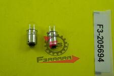 F3-2205694 Lampadina 12V 5W BA9S MICRO  2pz  per fanale Posteriore Piaggio SI +