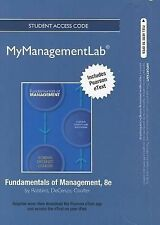 Fundamentals of Management by Mary Coulter, David A. De Cenzo and Stephen P....
