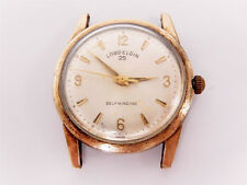 LORD ELGIN 10K GOLD FILLED WATCH 25 JEWELS SELFWINDING RUNNING VINTAGE  #947B