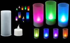 Children's/Toddlers/Babies Colour Changing Motion Control LED Candle Night Light