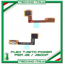 FLEX FLAT TASTO POWER PER SAMSUNG GALAXY A5 A500F PULSANTE BOTTONE switch on