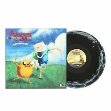 Adventure Time Presents The Music of OOO Vinyl LP Black White Gunter Variant