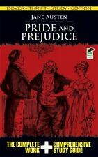Dover Thrift Study Edition: Pride and Prejudice by Jane Austen (2009,...