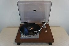JVC VL-8 SERVO MOTOR TURNTABLE - CHECKED, SERVICED AND FULLY TESTED !!!!