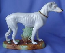 ANTIQUE ITALIAN GREYHOUND WHIPPET DOG GERMANY 9""