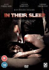 In Their Sleep NEW PAL Cult DVD Anne Parillaud France