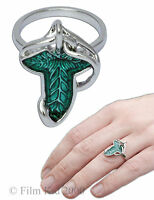Elven Leaf Brooch RING of Power Hobbit LOTR Lord Of The Rings Legolas Aragon