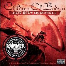 Hate Crew Deathroll, Children of Bodom, Acceptable Extra tracks, Explicit Lyrics