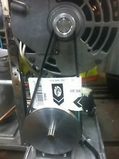 NEW - Norwalk Juicer V-BELT DRIVE with BILLET ALUMINUM PULLEY - UPGRADE