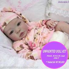 "Reborn KiT~ Most popular kit - Shyann by Alenia Peterson~ 19"" unpainted kit"