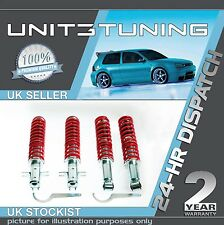 VW GOLF MK4 ALL ENGINES  COILOVER COILOVERS + ADJUSTABLE DROP LINKS