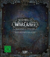 WoW Warlords of Draenor Collectors Edition - Loot