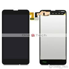 Black Touch Digitizer LCD Display Assembly For Nokia Lumia 630 RM-976 977 978