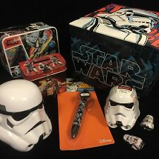 Star Wars Stormtrooper Rogue One Valentines Day Gift Box Sale Job Lot Toy Bundle