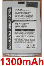 Batterie 1300mAh Pour EVEREX E500 type 4900216