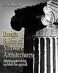 Design and Use of Software Architectures: Adopting and Evolving a Product-Line