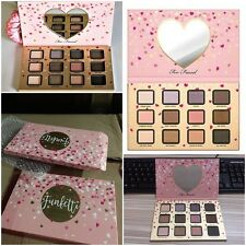 2017 UK New 12 Colors Too Faced Funfetti Eye Shadow Palette Make Up Cosmetics