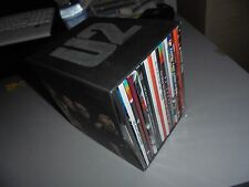 OPERA COMPLETA BOX COFANETTO 14 CD + 4 DVD U2 THE ITALIAN COLLECTION