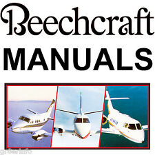 Beechcraft Bonanza 35 / 36 Service manual & Parts manuals Maintenance Library CD