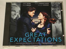 GREAT EXPECTATIONS - CD - SOUNDTRACK - RICHARD HARTLEY